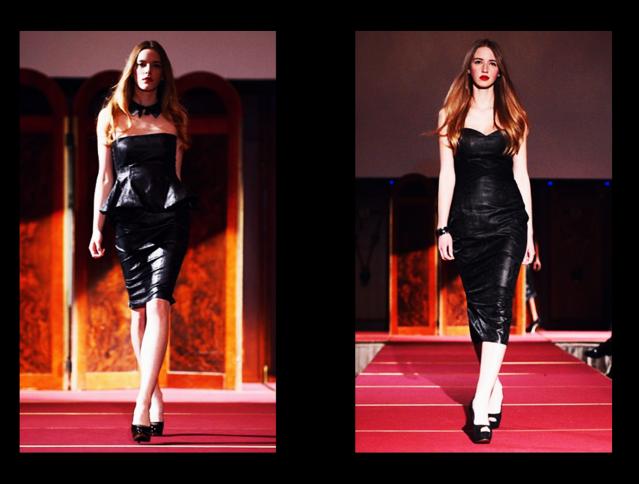 Bako Rambini - Mercedes-Benz Fashion week - Adama Paris 1