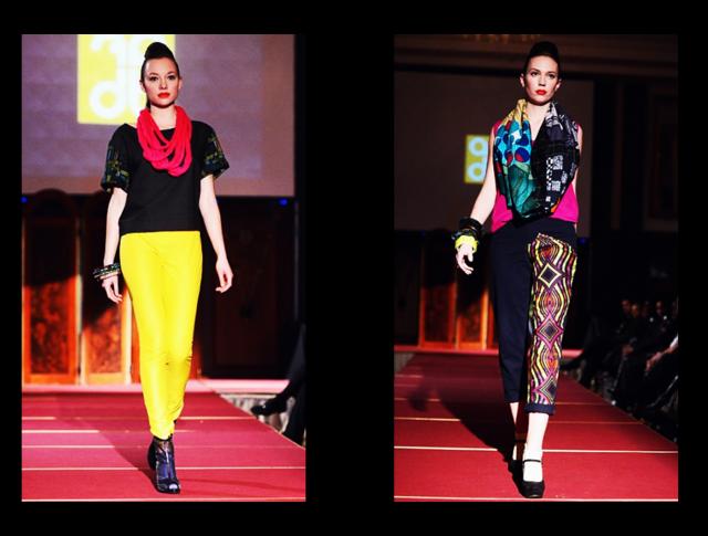 Bako Rambini - Mercedes-Benz Fashion week - Nomi by Naomi 1