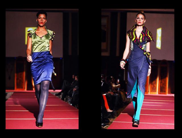 Bako Rambini - Mercedes-Benz Fashion week - Nomi by Naomi 2