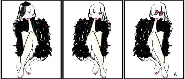 Bako Rambini - fashion show